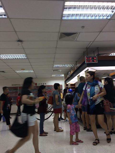 Beroba ke Hospital Lam Wah Ee Penang