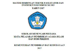 Materi BIMTEK PAI Kurikulum 2013 Tahun 2017