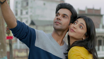 Shruti Haasan With Rajkummar Rao Selfi HD Wallpaper
