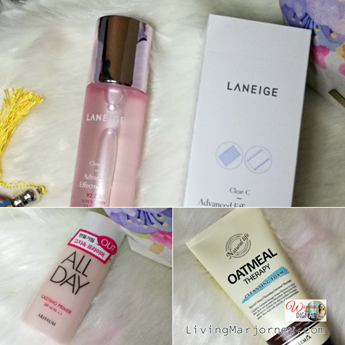 My shopping haul during Althea Korea Birthday Month