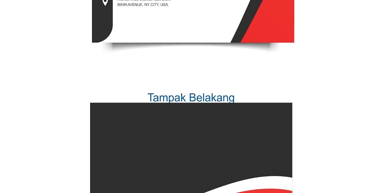 Download Desain Kartu Nama CDR