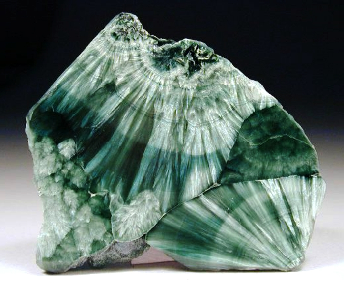 The Feathery Gemstone Seraphinite