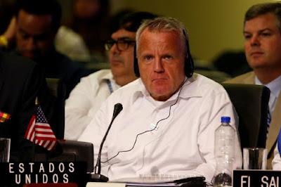 Estados Unidos no descarta la posibilidad de eventuales conversaciones directas con Corea del Norte, dijo el martes el subsecretario de Estado John J. Sullivan, horas después de que Pyongyang advirtiera que una guerra nuclear podría estallar en cualquier momento, reseñó Reuters.
