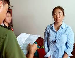 Điều tra viên dọc lệnh bắt Nguyễn Ngọc Như Quỳnh