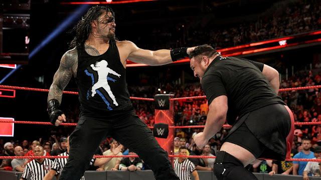 مشاهدة و تحميل عرض المصارعة WWE Raw 24.07.2017 - مترجم