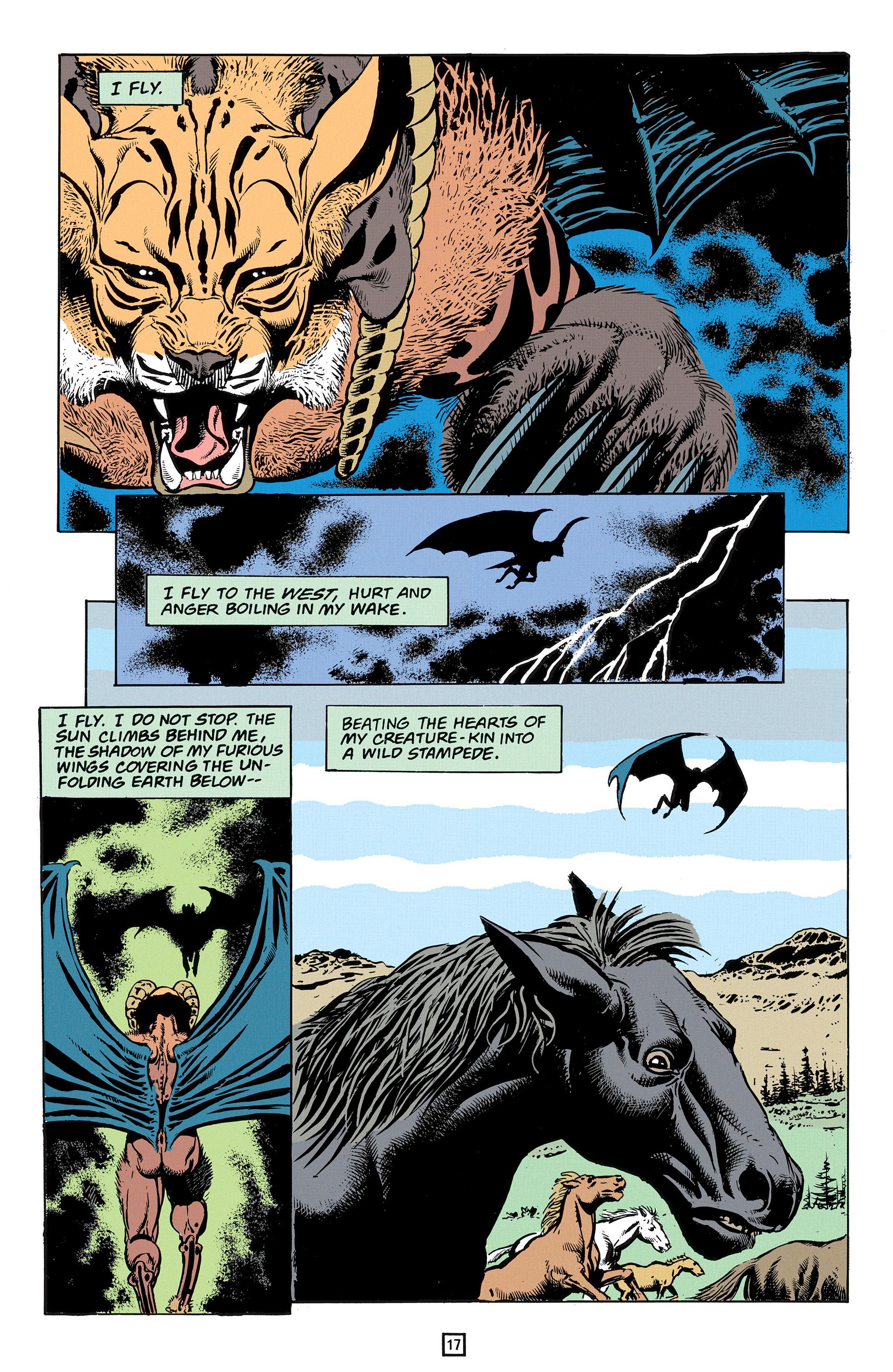 Read online Animal Man (1988) comic -  Issue #56 - 18
