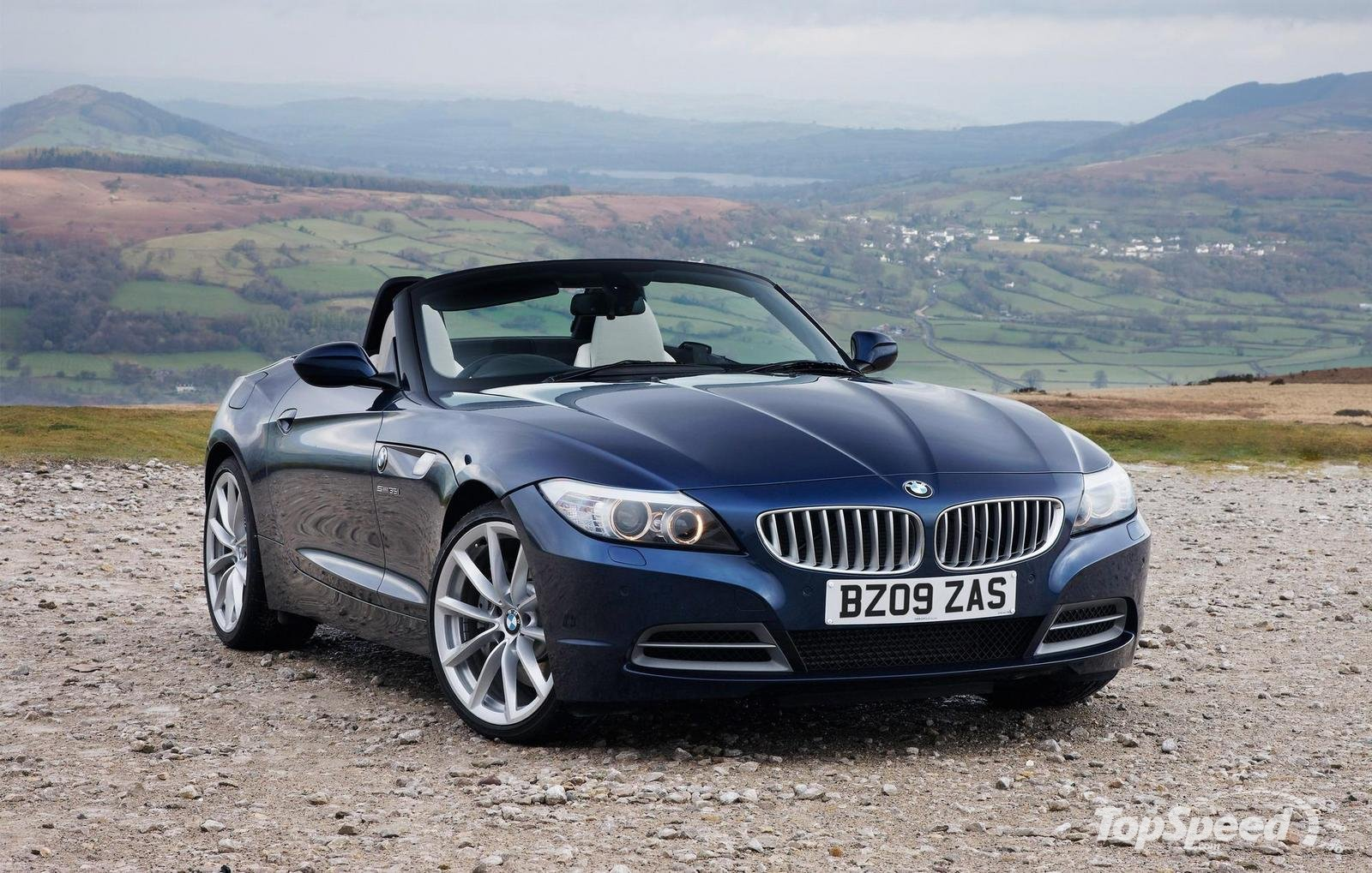 2009 Bmw Z4 Roadster Bmw Cars
