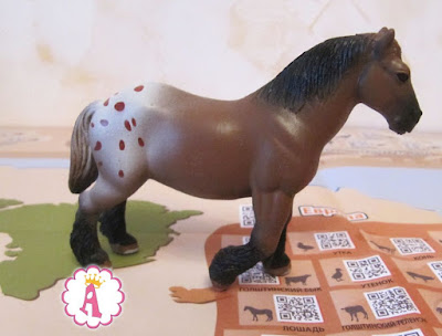 Фигурка лошади бренда Венно больше, чем просто животные