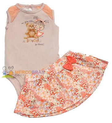 roupas infantil para revender