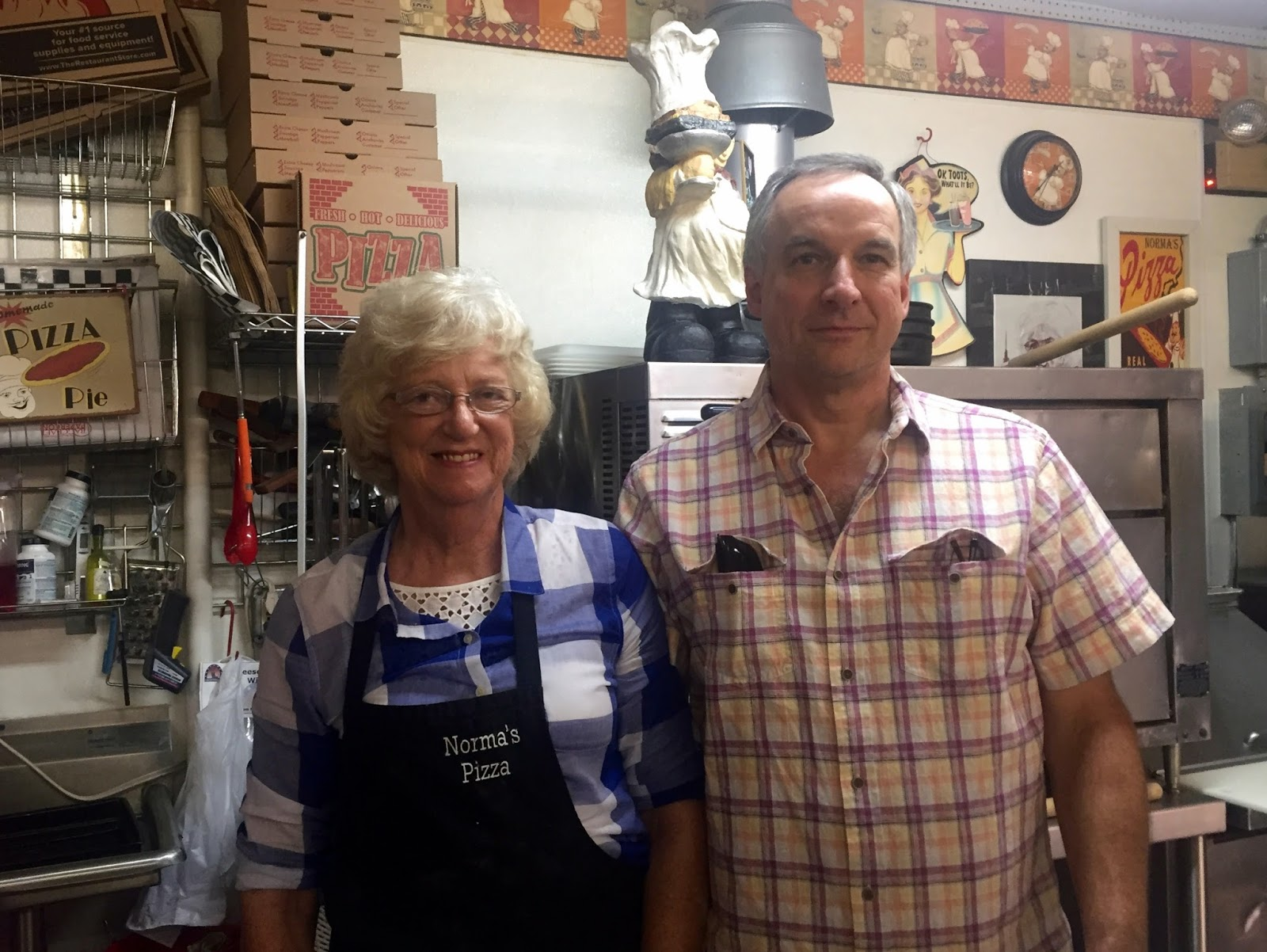 pizza quixote feature story norma s pizza manheim pa roots it is truly a treat and a privilege to chat norma and eat that astonishing pizza put it on your bucket list