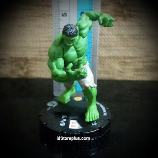 Miniature HULK The Incredible Avenger 006 Avengers Movie Starter Set Marvel Heroclix