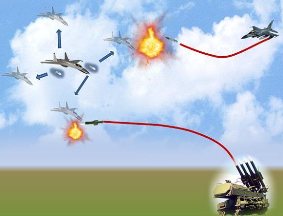 Electronic self-defense system Omut-KM