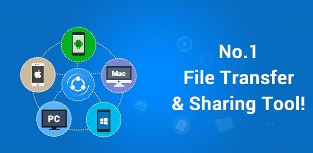 تحميل برنامج نقل الملفات SHAREit v4.6.24_ww مهكر بالكامل