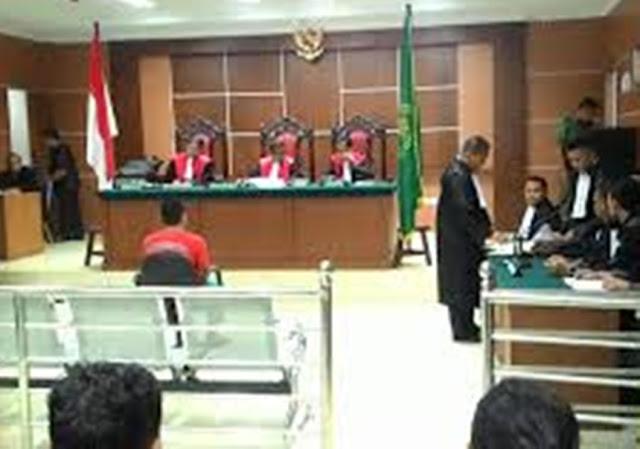 Terdakwa Wardiaman Zebua, Akan Banding Atas Vonis Pidana Seumur Hidup Oleh Majelis Hakim PN Batam