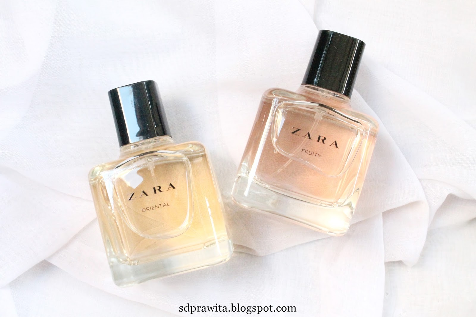Review Zara Oriental Fruity Eau De Toilette Firadwip