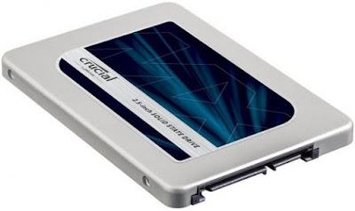 Crucial MX300 SSD 2TB