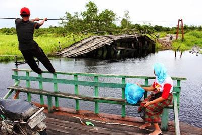 Potensi Buloh Seuma dari Kerajaan Pantai Aceh Selatan