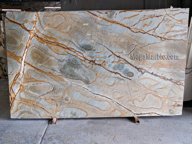 Stonewood quartzite for kitchen countertop