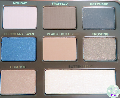 The Sweeter Side of Sexy - Too Faced Semi Sweet Chocolate Bar | Kat Stays Polished