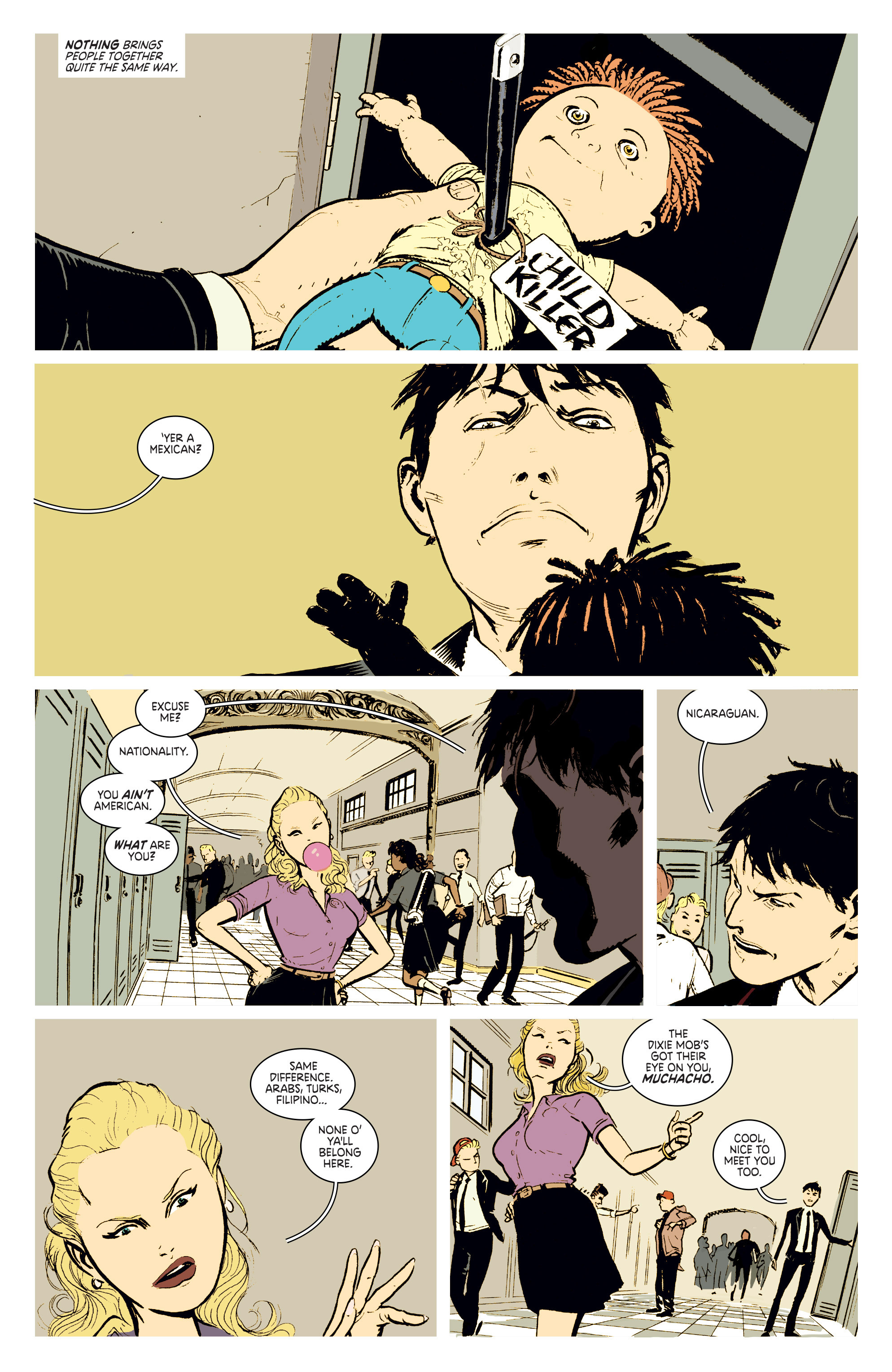 Read online Deadly Class comic -  Issue #2 - 8