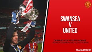 Swansea vs Man United EFL Cup