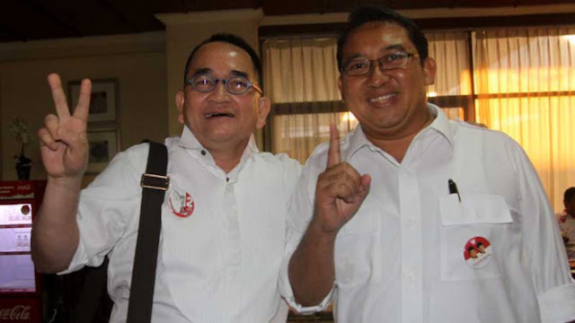 Tak Terima Iklan Jokowi Dikritik, Ruhut Minta Fadli Zon Minum Baygon
