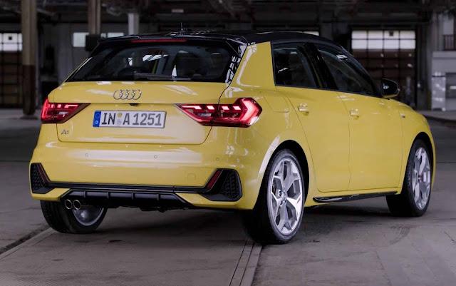 Novo Audi A1 Sportback 2019