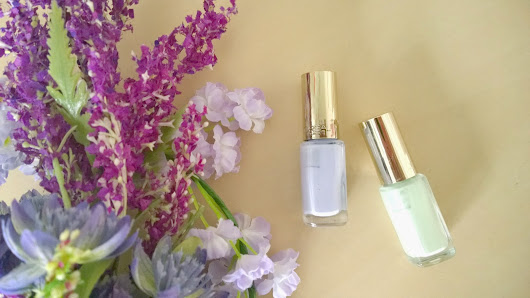 The Beauty Post | L'Oreal Color Riche Nail Polishes Les Blancs Collection