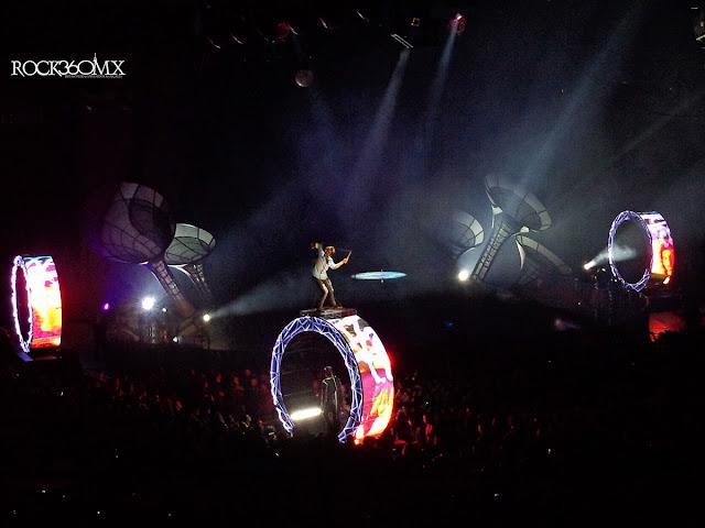Sep7imo Día / Soda Stereo de Cirque Du Soleil