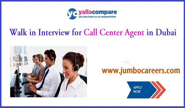 UAE call center jobs 2018, current gulf jobs,