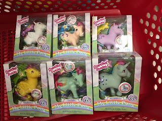 Second Series of 35th Anniversary G1 Ponies Released in US