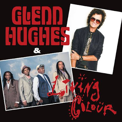 glenn hughes - living colour - 2016