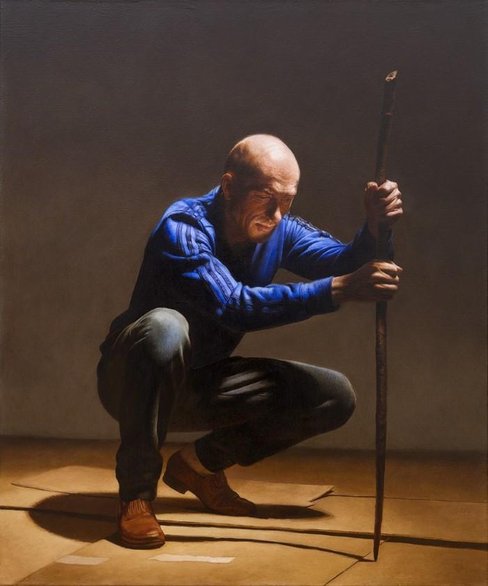 Натюрморты из людей. Hans Aichinger