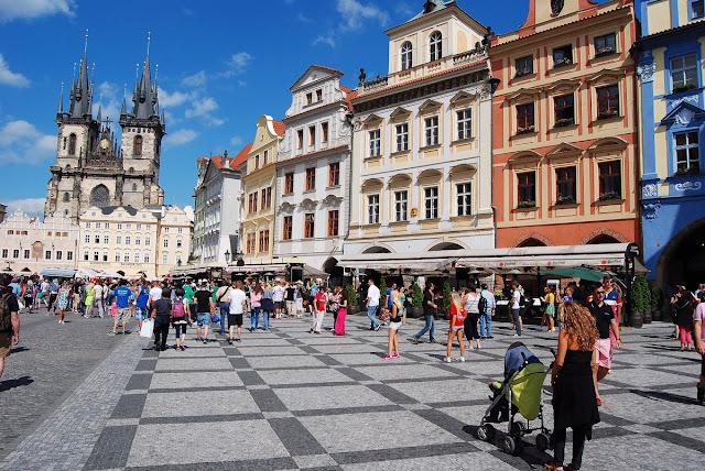 Notre-Dame-du-Tyn Prague