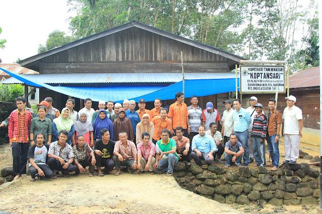 Masyarakat Bersepakat Menjaga Hutan Lindung Angkola Selatan