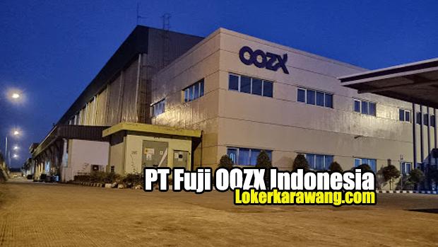 PT Fuji OOZX Indonesia