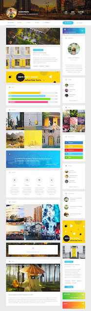 Youzer - Buddypress Community & Wordpress