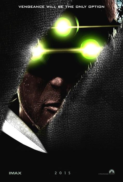 Poster Splinter Cell - Fan Made