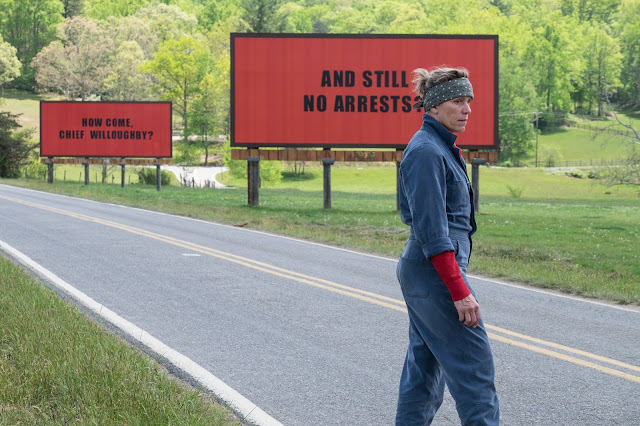 Review | Three Billboards Outside Ebbing, Missouri | 2017