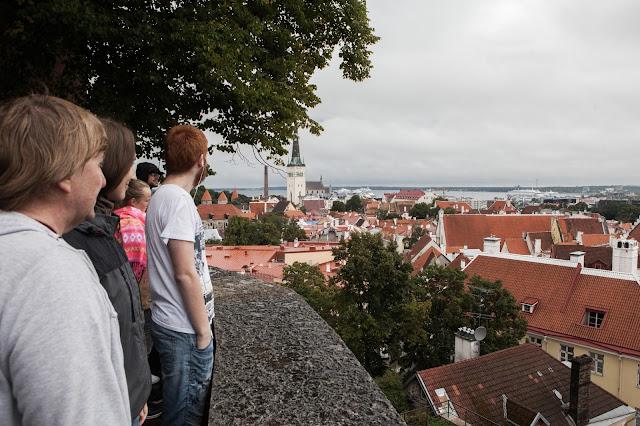 Punkt widokowy Kohtuotsa; Tallinn; Estonia
