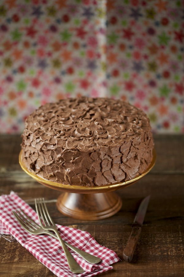 masam manis: ABSOLUTE CHOCOLATE CAKE