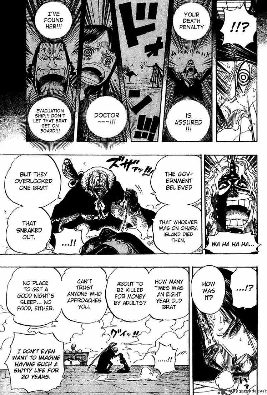 One Piece Ch 419
