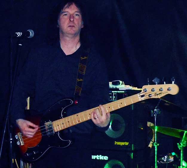 Squier VM 50's P bass