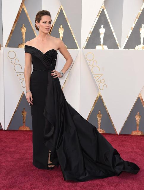 Jennifer Garner en los Oscars 2016 - Foto: Gtres Online