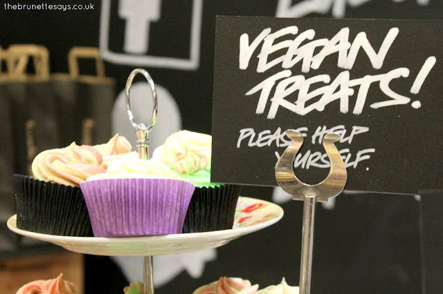 Lush, Christmas, vegan, cakes
