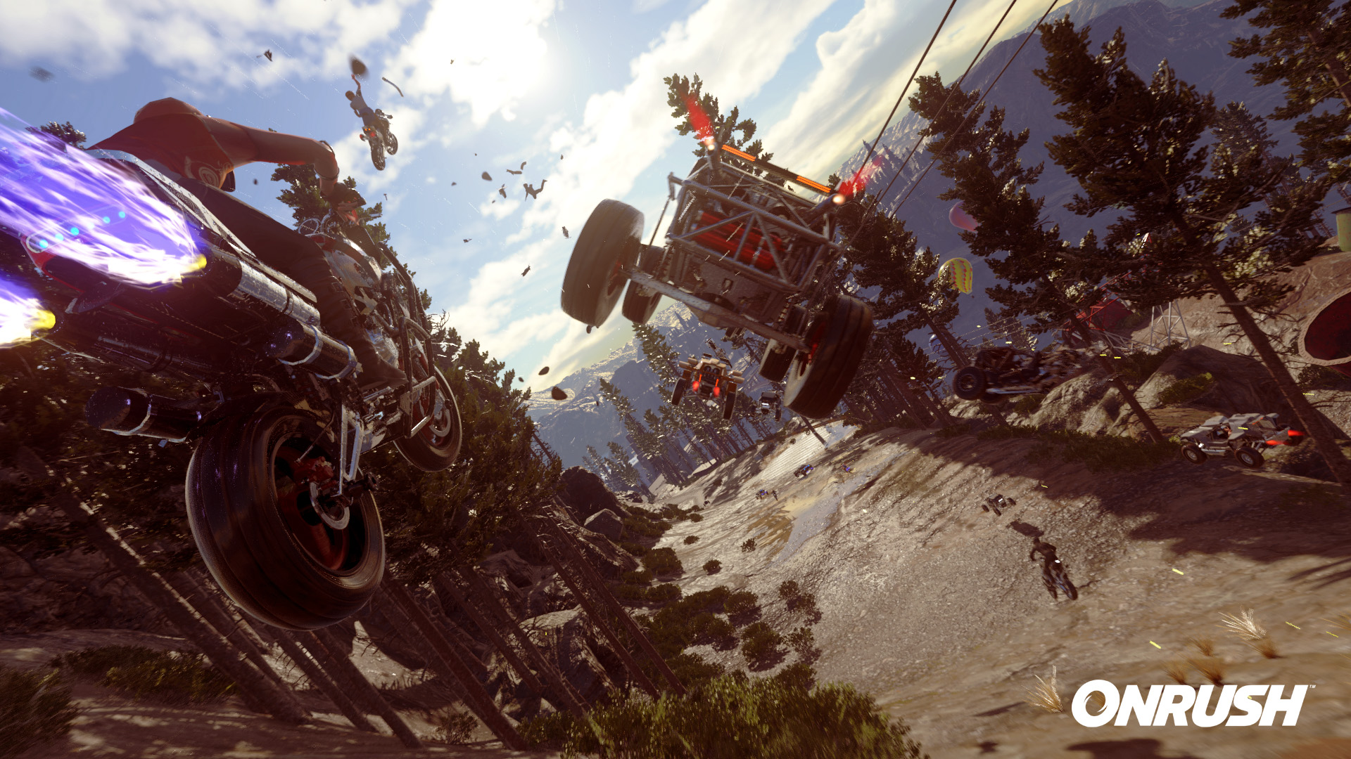 Background Images Read Games Review: Free Download Onrush HD Wallpapers