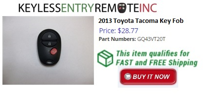 toyota remote programming instructions