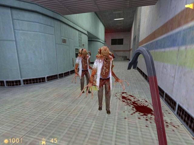 Half-Life Valve 8