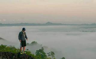 popular sea of clouds new discovered tourist attraction in danao bohol philippines 2018 best adventure and hiking