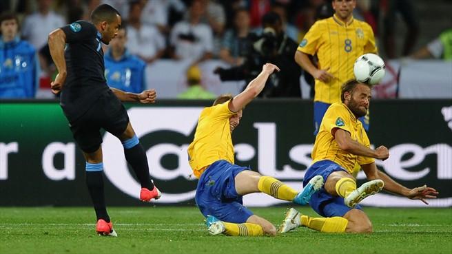Swedia vs Belanda